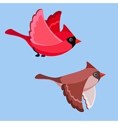 Cardinal pair vector