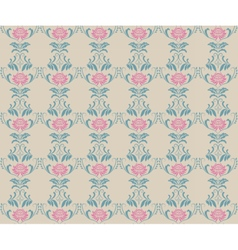 Beautiful vintage pattern vector