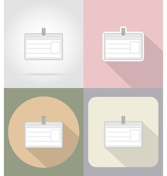 Business and finance flat icons 12 vector