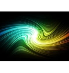 Smooth Colorful Abstract Background vector