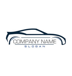 Design car company vector
