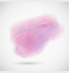 pastel watercolour background vector image vector image