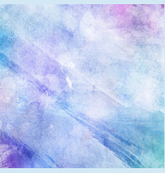 pastel watercolour background vector image