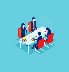 Business and financial advisor concept business vector
