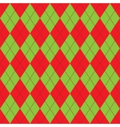 seamless pattern with rhombus vector image