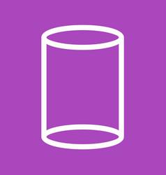 Cylinder vector