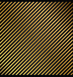 Oblique lines seamless gold metal texture striped vector