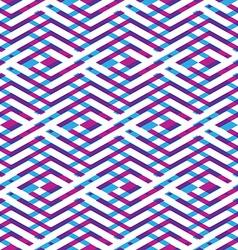 Bright rhythmic textured endless pattern vector
