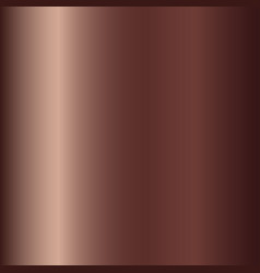 bronze gradient for design vector image