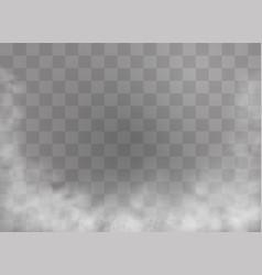 fog or smoke vector image