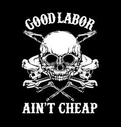 Good labor vector