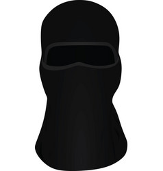 motorcycle hat face shield vector image