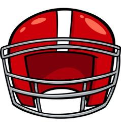 american football helmet clip art vector image vector image