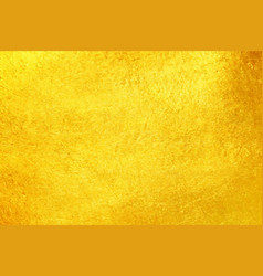 Gold background metal texture vector