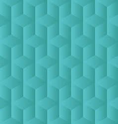 Green low poly bankground vector image