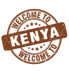 Welcome to kenya vector