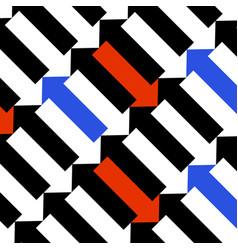 arrows backgrounds - textures vector image vector image