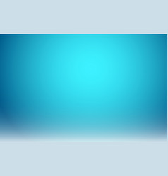 abstract blurred blue gradient with lighting vector image