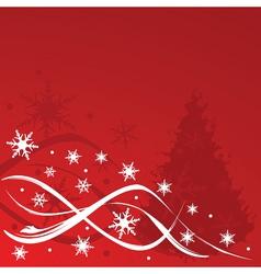 Christmas background illustration vector
