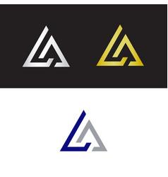 La logo vector