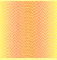 Warm yellow pattern vector