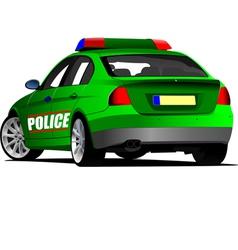 Al 0505 police car1 vector