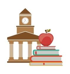 University education design vector