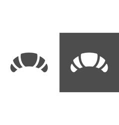 Doughnut icon vector image vector image