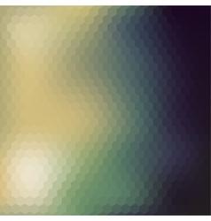 retro geometry background vector image