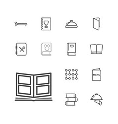 13 cover icons vector