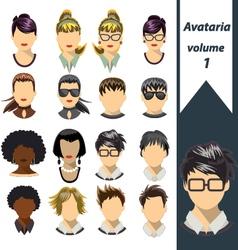 Avataria volume 1 vector