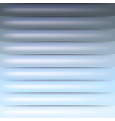 Modern transparent hi-tech layered blue background vector image vector image