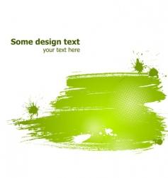 grunge illustration vector image