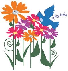 Spring Fever vector