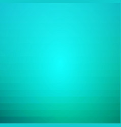 turquoise shades rows of triangles background vector image
