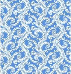 frost on window pattern vector image vector image