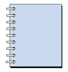 copybook vector image