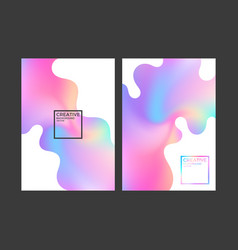 Abstract covers vector
