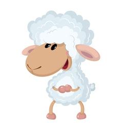 Little lamb vector