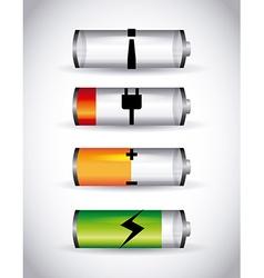 Battery power vector