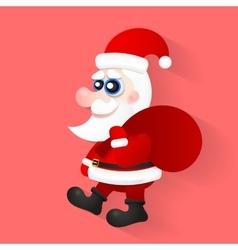 Happy Christmas companions vector