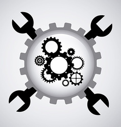 Gear setup vector