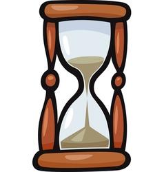 Hourglass clip art cartoon vector
