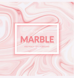 liquid marble texture design paint splash vector image
