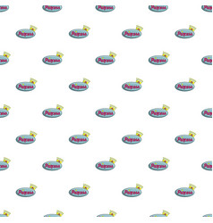 princess show pattern seamless vector image
