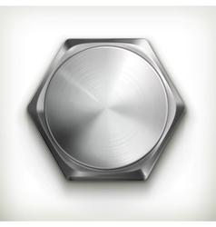 bolt icon vector image vector image