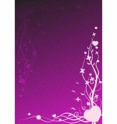 purple wallpaper vector image vector image