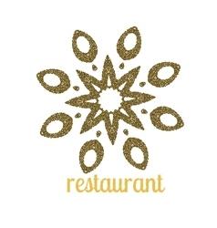 Hotel Logo logo template for restaurant vector image