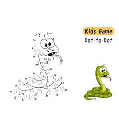quiz for kids vector image
