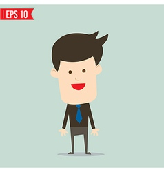 Business man - - EPS10 vector image vector image